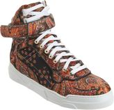 Givenchy Paisley Print High Top