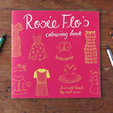 Flos Rosie Flo's colouring books Rosie Flo's Colouring Book
