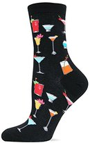 Hot Sox Women's Tropical Drinks Trouser
