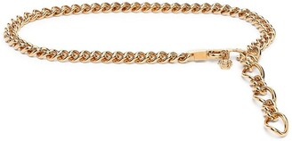 Versace Medusa chain belt