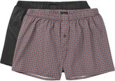 Hanro - Two-pack Cotton Boxer Shorts