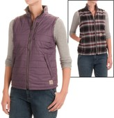 Carhartt Amoret Quilted Reversible Vest - Water Resistant, Factory Seconds (For Women)