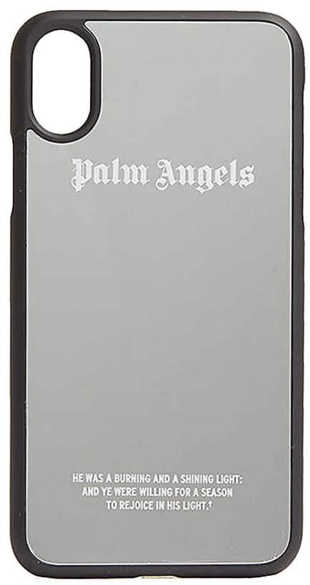 Palm Angels Iphone Xsmax Metallic Case