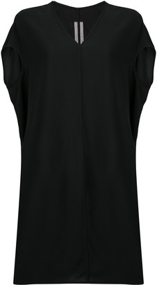 Rick Owens V-neck dress