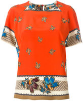 Etro multi printed T-shirt