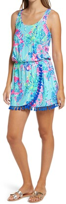 Lilly Pulitzer Jarrett Sleeveless Romper