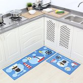 ZEM-PXD The Kitchen Bar Mat Door Doormat Mat Bathroom Toilet Water