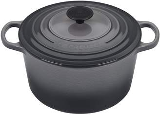 Le Creuset NEW! 5.25 qt. Round Deep Dutch Oven - Oyster