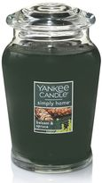 Yankee Candle simply home Balsam & Spruce Large Jar Candle