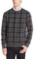 Ben Sherman Men's Pane Sweatshirt