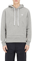 Acne Studios Men's Ferris Emoji-Face Cotton Hoodie