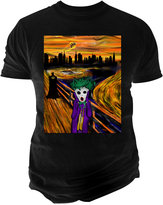 Changes Men's The Joker Cotton Graphic-Print T-Shirt