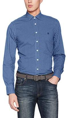 Marc O'Polo Marc O`Polo Casual Men's 820702842354 Casual Shirt,L