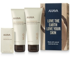Ahava 3-Pc. Naturally Pure Mud Set
