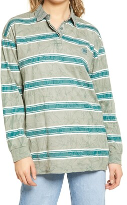 BDG Oversize Rugby Tunic Shirt