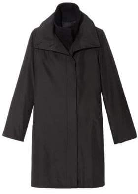 Akris Double-Layer Coat