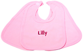 My 1st Years Personalised Bibs, Pack of 3, Pink