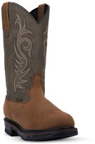 Laredo Hammer Men's Waterproof Steel Toe Work Boots