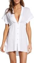 Vix Fuji Cover-Up Tunic Shirt