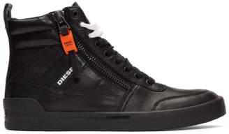 Diesel Black S-Dvelows High-Top Sneakers