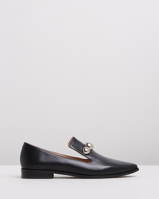 Jonak Alphee Leather Loafers
