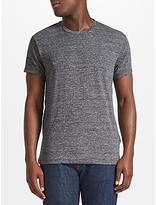 Samsoe & Samsoe Graham Stripe O-neck T-shirt, Black
