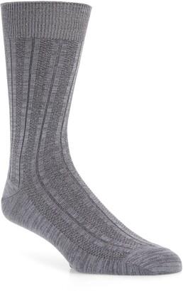 Nordstrom Ultrasoft Rib Socks