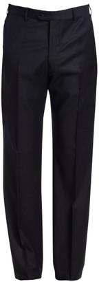 Emporio Armani Midnight Flannel Pants