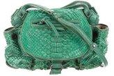 Jerome Dreyfuss Python Twee Mini Bag