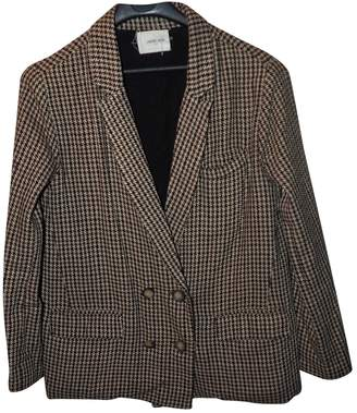 Laurence Dolige Multicolour Cotton Jacket for Women