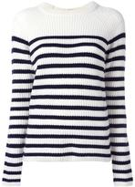 Joseph cashmere striped jumper - women - Cashmere - XS