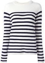 Joseph striped jumper - women - Cashmere - XS