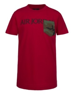 Jordan Toddler Boys Jumpman Classics Logo Pocket T-Shirt