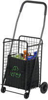 Honey-Can-Do Medium Folding Rolling Utility Cart