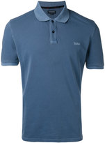 Woolrich classic polo shirt - men - Cotton/Spandex/Elastane - S