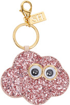 Sophie Hulme SSENSE Exclusive Pink 'Claudia At Night' Keychain