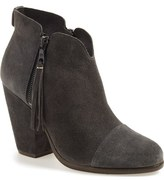 Rag & Bone 'Margot' Fringe Cap Toe Bootie (Women)