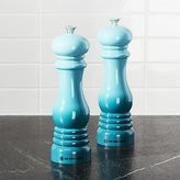 Crate & Barrel Le Creuset ® Caribbean Salt and Pepper Mill