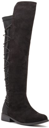 OLIVIA MILLER Celia Women's Over-The-Knee Boots