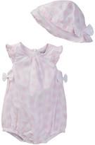 Absorba Sunsuit & Hat Set (Baby Girls)