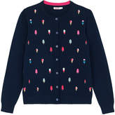 Cath Kidston Lollies Embroidered Cardigan