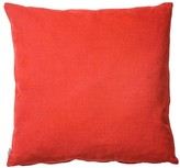Heal's Geneva Cushion - 45x45cm - Crimson