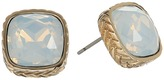 Cole Haan Stone Stud Earrings II