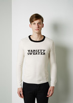 Band Of Outsiders Varsity Sweater