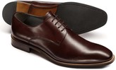 Charles Tyrwhitt Brown Regent Derby shoes