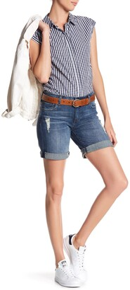 KUT from the Kloth Katy Boyfriend Bermuda Shorts