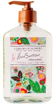Library of Flowers Citrus Garden Hand Sanitizer Gel, 11.75-oz.
