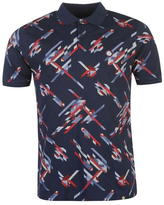 Pretty Green Kirby All Over Print Polo