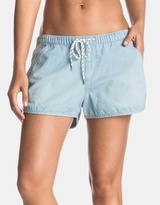Roxy Womens Summer Feel Denim Short