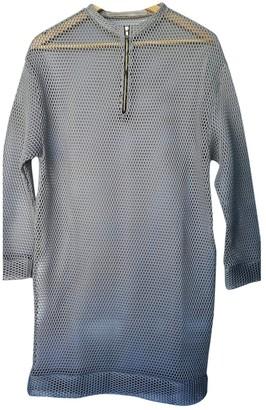 Francesco Scognamiglio Grey Dress for Women
